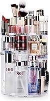 Auxmir Beauty Organizer, Make Up Kosmetik Organizer, 360° Drehbar, Schmink Aufbewahrung Kosmetikbox für Dresser...