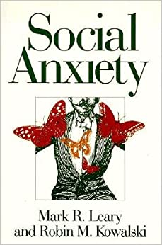 Descargar Social Anxiety Epub Gratis