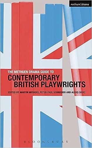 The Methuen Drama Guide to Contemporary British Playwrights (Guides to Contemporary Drama)