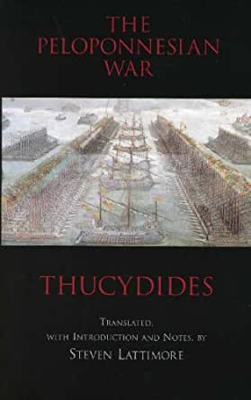 Amazon Com The Peloponnesian War Ebook Thucydides border=