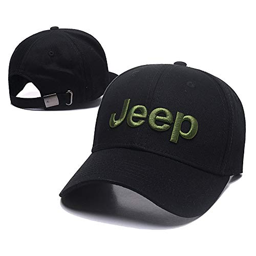 (ffomo Bearfire Motor Hat F1 Formula Racing Baseball Hat fit Jeep(Green Letters) Accessory)