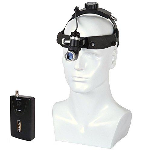 Surgical Headlight KD-202A-2 LED 3W Medical Headlight Head Lamp Operating Room Lighting