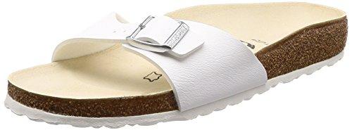Birkenstock Men's Madrid Leather (Birkenstock Embossed Sandals)