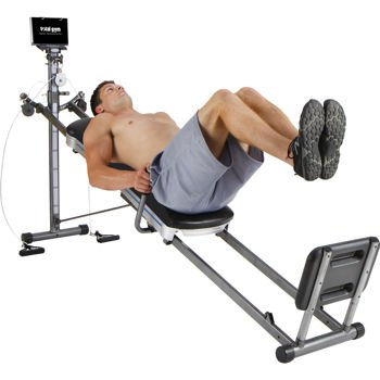 Lightweight, Fully Assembled Total Gym 1600. Improves Strength, Flexibility & Balance. Strengthens & Tones Multiple Muscle Groups Simultaneously. Fullbody Workout. Ideal for All Ages & Fitness Levels. by Total Gym