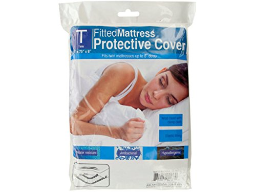 Twin Size Protective Mattress Cover - Pack of 10