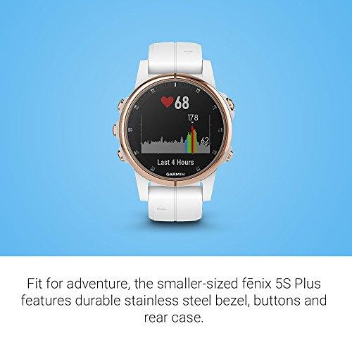 Garmin Fenix 5s Plus, Smaller-Sized Multisport GPS