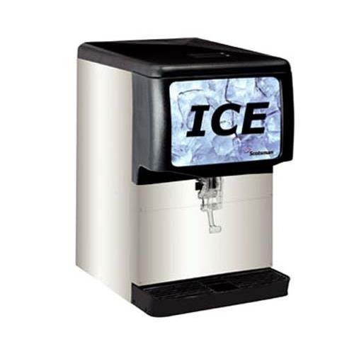 - Scotsman ID150B-1 Ice Dispenser counter model 150 lb capacity