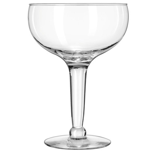 Libbey 1721361 Whiskey Service 56 Ounce Super Margarita Glass - 6 / CS by Libbey