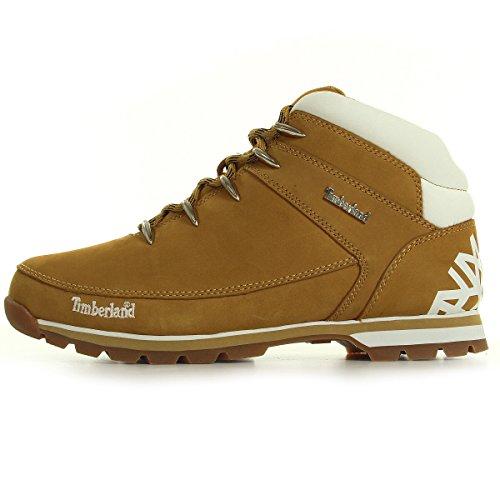 Timberland Chaussures Sprint Euro de P01 randonnée Nubuck Wheat Marron homme prxTrq5Ew