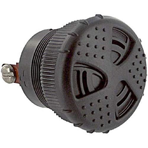 Audio Warning Device; Alarm; Piezo; Staccato; 5-15VDC Sup; 50mA; Turbo Series; 103dBA, Pack of 2