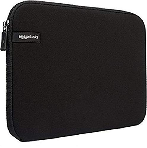 AmazonBasics 15.6-Inch Laptop Sleeve - Black by AmazonBasics