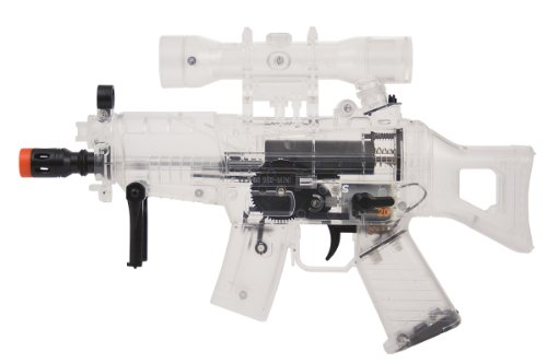 (Umarex Mini SG-S Clear Electric 6mm Airsoft)