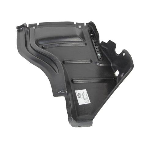 CarPartsDepot, Driver Side Front Section Fender Liner Plastic Splash Shield Without SR5 LH, 378-44171-11 TO1248147 538060C020