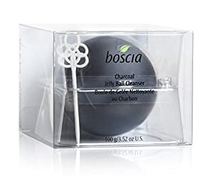 Boscia Charcoal Jelly Ball Cleanser, 100 g.