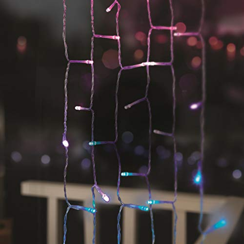 Buy led curtain lights multicolor