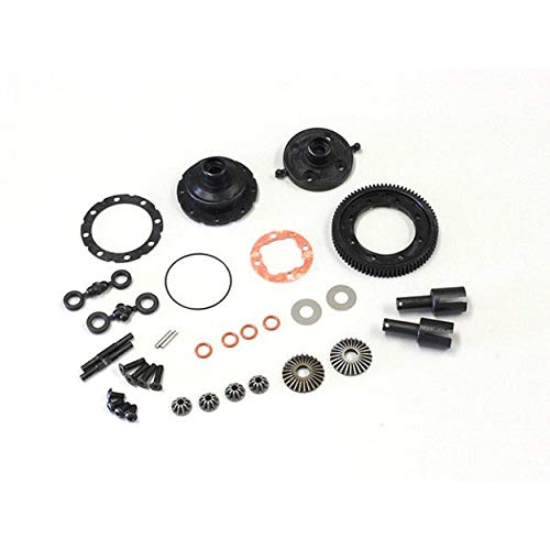 Hobby Rc Kyosho Kyola375 Center Differential Gear Set Zx6.6 Replacement Parts