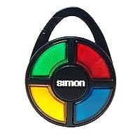 Basic Fun Simon Electronic Carabiner Hand-Held Juego de memoria