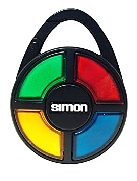 Simon Electronic Carabiner Hand-Held Memory Game: Amazon.es ...