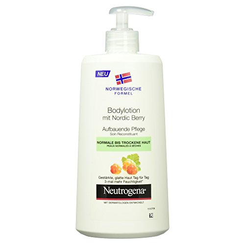 Neutrogena Nordic Berry Bodylotion, 1er Pack (1 x 400 ml)