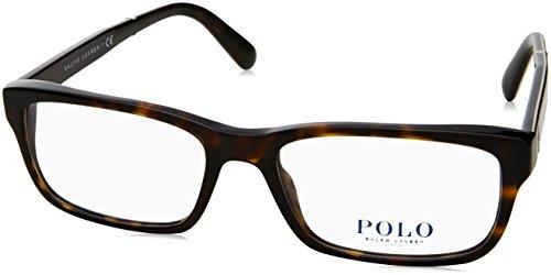 Polo Ralph Lauren - TARTAN PH 2163, Géométriques, acétate, homme, DARK HAVANA(5003 A), 54/17/145
