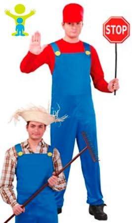 Disfraz de Maquinista para adulto: Amazon.es: Juguetes y juegos