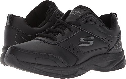 Skechers Mystics Womens Sneakers Black 9
