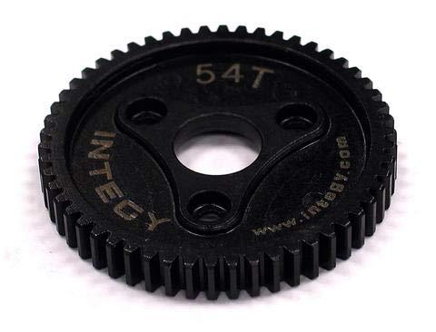 Integy RC Model Hop-ups T4099 Steel Gear 54T for 1/10 E-Revo, Slash/Stamp 4X4, Jato, Summit, BL E/T-Maxx 3.3