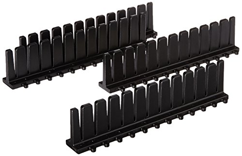 Norpro 4Pc Knife Drawer Organizer Set New Works With All Knife Sizes And Styles