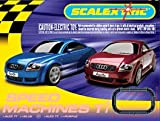 Scalextric 1/32 Scale Speed Machines Slot Car Race Set