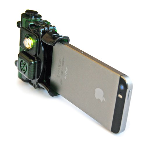 Techxar TX5 Photo Video Light and Battery Charger (iPhone 5, 5C, 5S, iPod G5)
