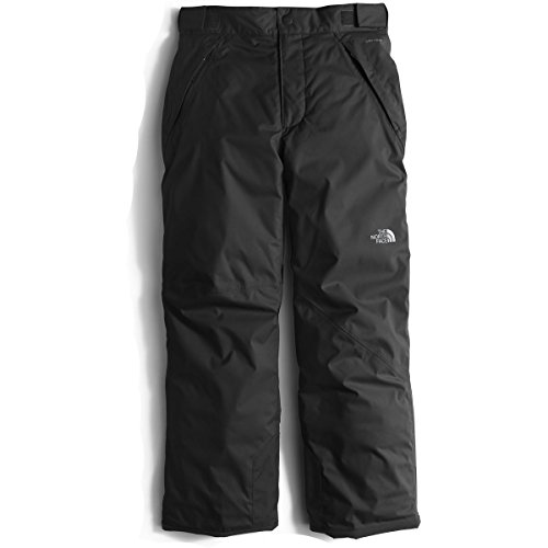 The North Face Big Boys' Snowquest Triclimate Pants - black, m/10-12 by The North Face