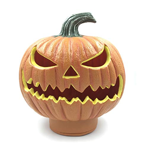 Halloween Lantern Hat With Funny Pumpkin Lights, Pumpkin