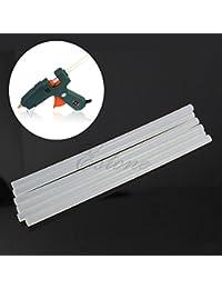 Investment 1 Set Art Craft Repair Tool 20W Electric Heating Hot Melt Glue Gun Sticks Trigger +6Pcs 7mm Hot Melt Glue Sticks opportunity