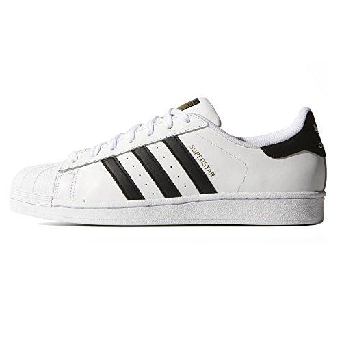 S81858 Adidas Sneaker Superstar Bianco Nero 0rIxT0aw
