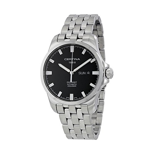 Certina DS First Day-Date Automatic Unisex Watch C0144071105100