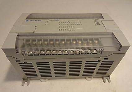 Amazon com: AB Allen Bradley PLC 1762-L40BWAR MicroLogix