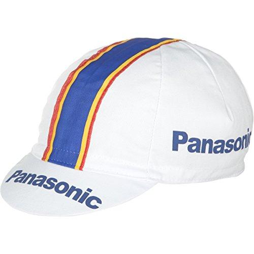 Price comparison product image APIS Vintage Cycling Cap Panasonic,  One Size