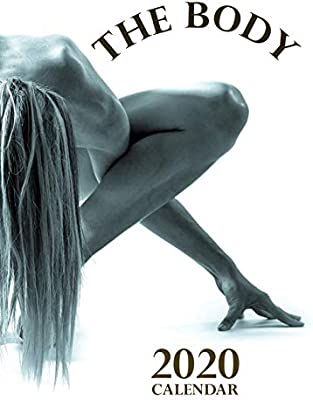 The Body 2020 Calendar Lotus Art Calendars Amazon Sg Books