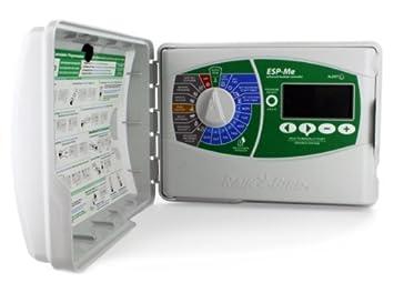 *NEUHEIT* Rain Bird Modulares Steuergerät ESP-ME 4-Stationen WIFI COMPATIBLE
