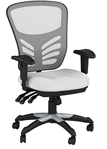 Modway Articulate Ergonomic Mesh Office Chair in Gray by Modway (Image #7)