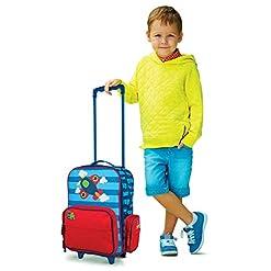 kids Travel Rolling Luggage
