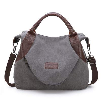 China Handbags Ladies (owho Casual Women's Handbag Shoulder Cross Body Handbags Casual Canvas Bags)