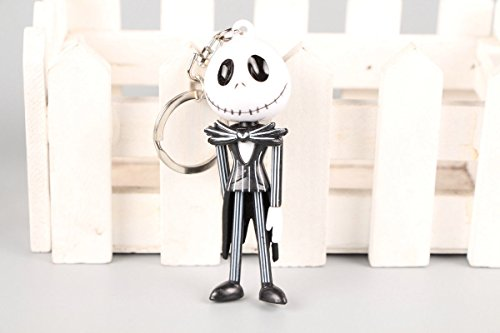 [The Nightmare Before Christmas Jack Keychain Pendant] (Costume Wonder Woman Ebay)