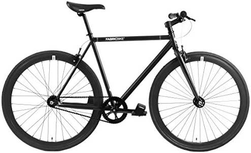 Bicicleta Fabric Bike - Original Collection, Hi-Ten de acero negro ...