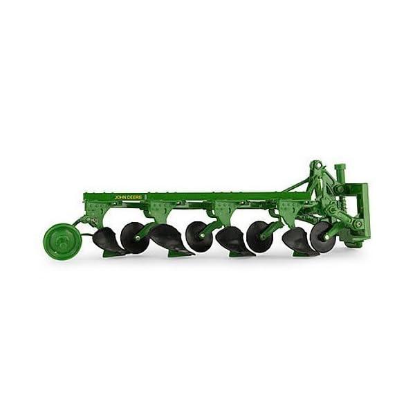 1/16 Scale John Deere 4-Bottom Plow Ertl #45529 - LP53311 1