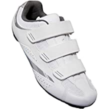 Tommaso Pista Women's Road Bike Cycling Spin Shoe Dual Cleat Compatibility