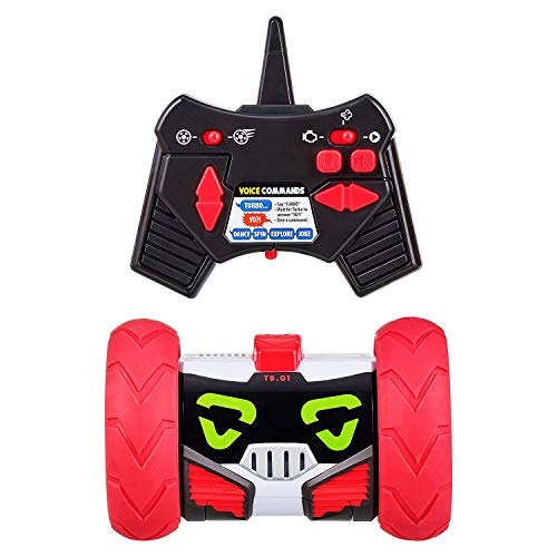 41l6hU8p5gL - Really RAD Robots - Electronic Remote Control Robot with Voice Command - Built for Speed and Tricks - Turbo Bot