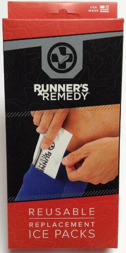 (Runner's Remedy Replacement Ice Packs)