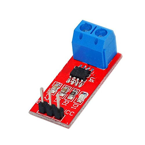 Tolako 5V Hall-Effect Current Sensor Module ()