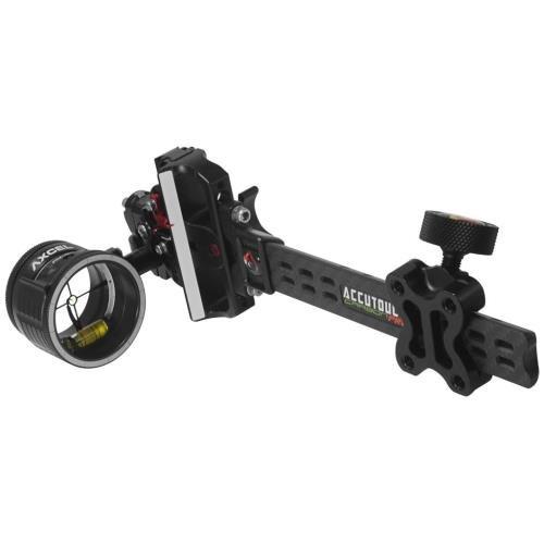 Axcel AccuTouch Plus CarbonPro Sight AV-41 1 Pin .010 RH/LH Model: ACUP-C110-4GB